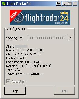 FlightRadar24-Feeder