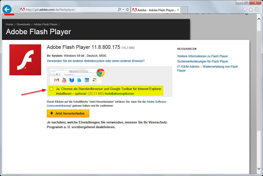 Flash Player Kostenlos Installieren