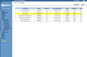 S2S SSG-ASA - SSG 07 VPN Monitor Status
