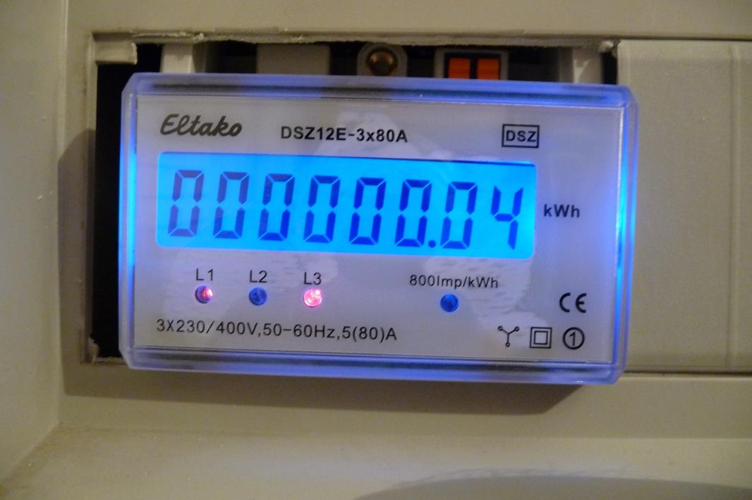 Stromzähler mit S0-Schnittstelle vom Raspberry Pi auswerten | Blog ...
