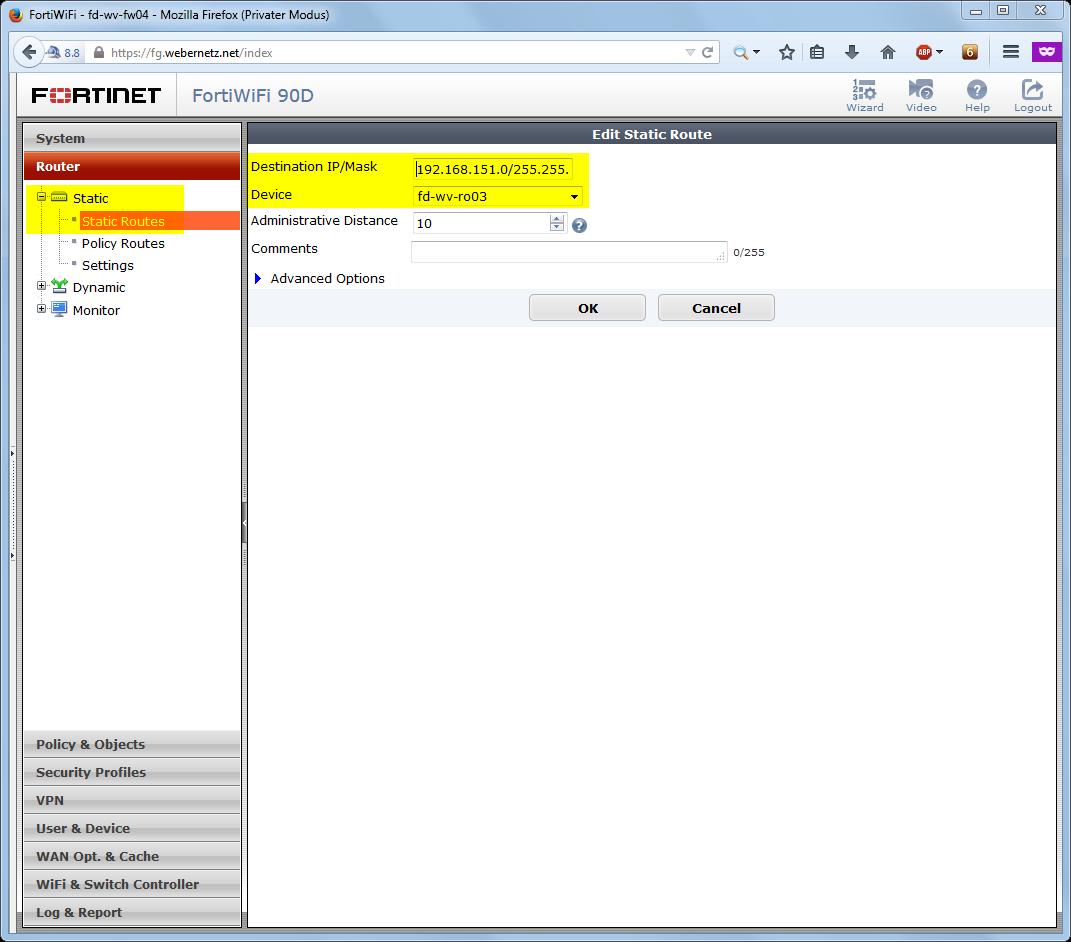 IPsec Site-to-Site VPN FortiGate Cisco Router | Blog