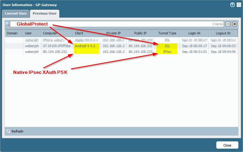 Palo Alto Remote Access VPN for Android | Blog Webernetz net