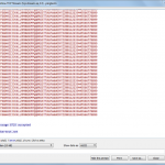 Wireshark follow TCP stream 2/2.