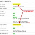 mail.weberdns.de DANE Validation