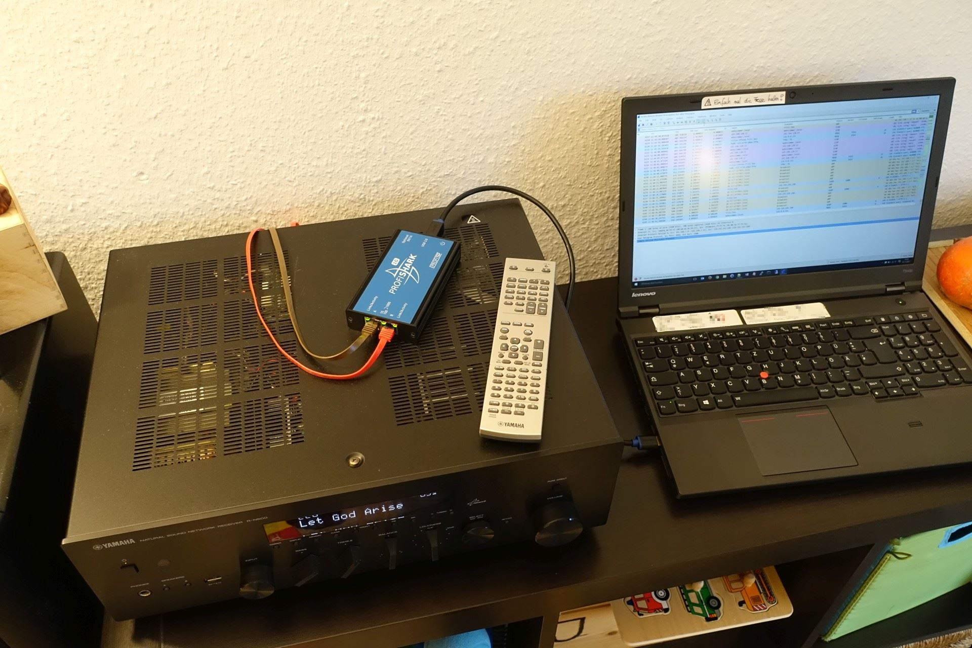Network Receiver – Blog Webernetz net