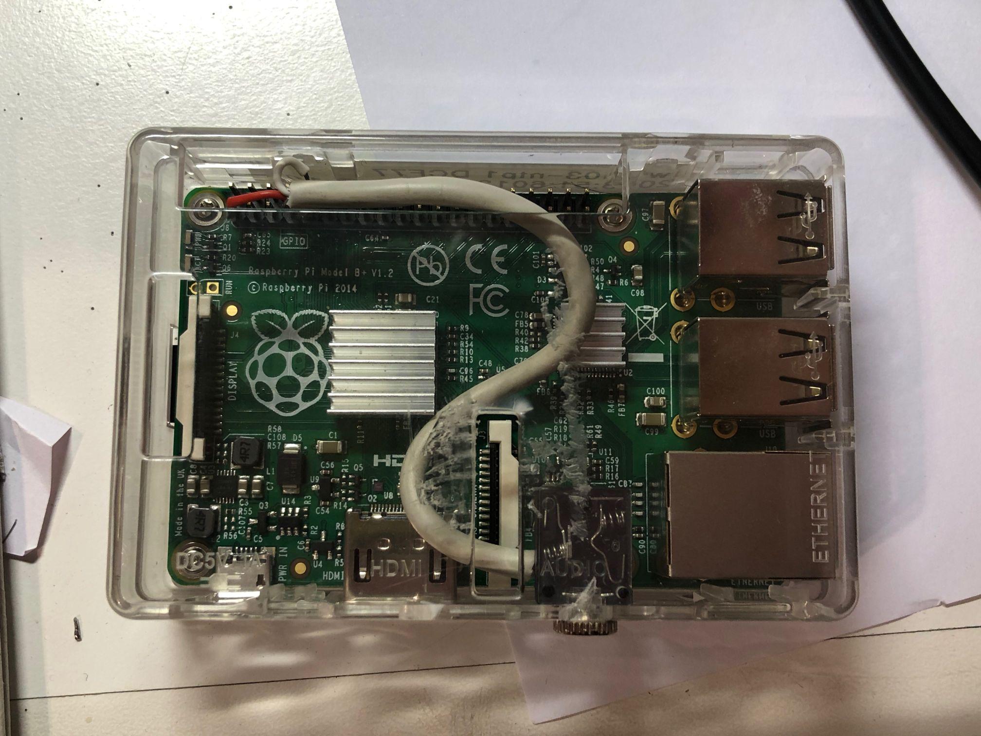 NTP Server via DCF77 on a Raspberry Pi | Blog Webernetz net